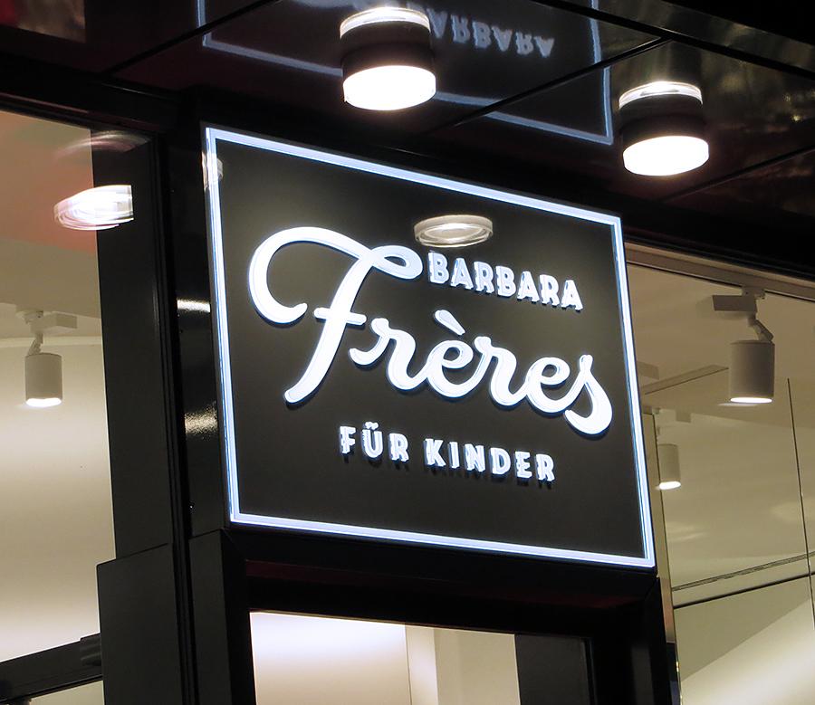 Barbara Frères