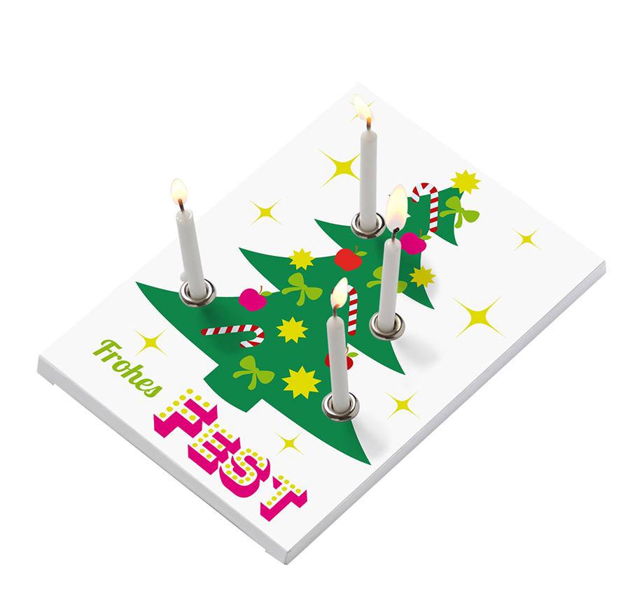 Kerzenkarten